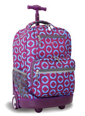 rolling backpack for kids - Google Search