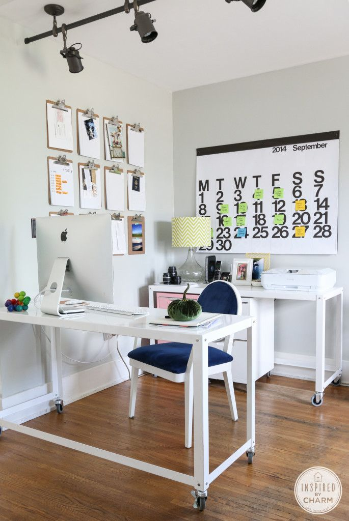 Love the repetition of documentation, photos or artwork. Creates order out of clutter