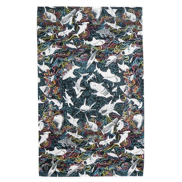 Arthouse Meath shark tea towel