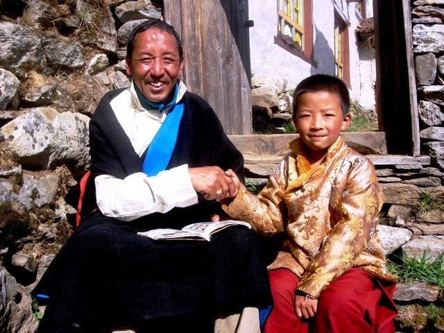 Apa Sherpa Foundation launch and celebration