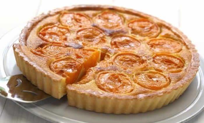 Tarte aux abricots amandine avec thermomix. Voici une délicieuse recette de Tarte aux abricots amandine, facile et simple a réaliser avec le thermomix.