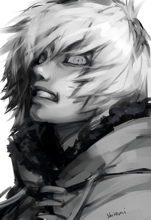 Anime Zeichnungen