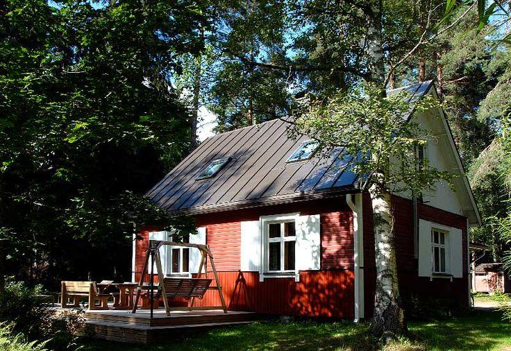 A little piece of heaven.  #finland #summer #cottage