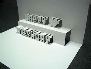 Libros y Tarjetas Pop-Up Ingeniería de papel Arquitectura Origámica