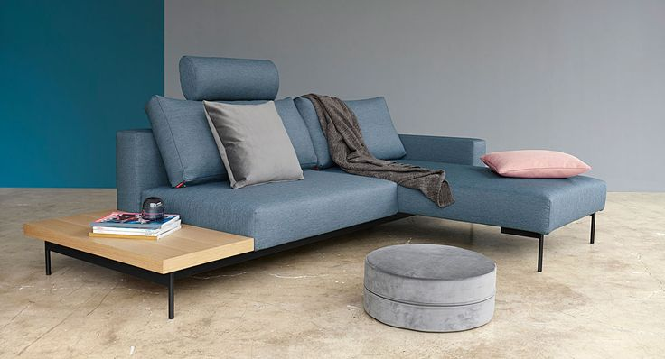 Bragi sofa by Innovation Living – Danish design sofa beds for small living spaces