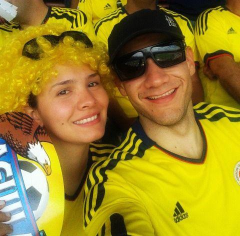 Partido Colombia-Ecuador. Eliminatorias Brasil 2014. Barranquilla