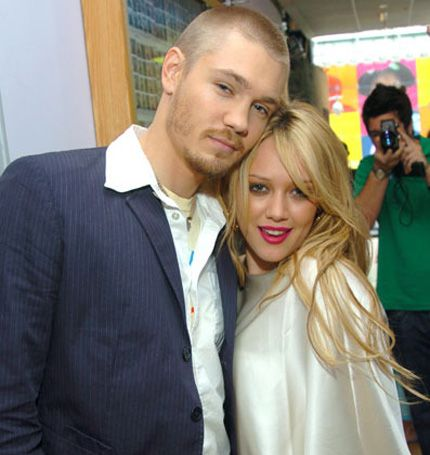 Chad Michael Murray and Hilary Duff | cmm