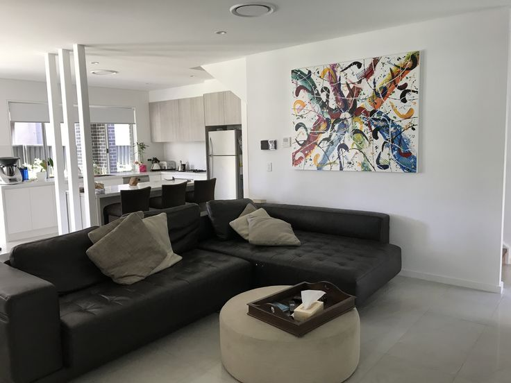 Artwork by Glenn Farquhar 150cm x 100cm created at Art Fusion Studio & Gallery Sydney acrylic on canvas #artfusion #artfusionart #interiordesignart #artideas #interior #design #decorart #artwork #artlessons #artsydney #artstudio #artist #art #customart