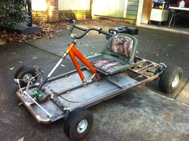 Picture of How to Make a Go-Kart