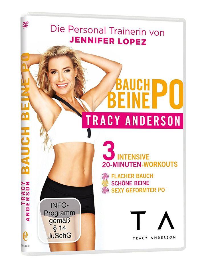 Startrainerin und Personal Trainerin von Jennifer Lopez: Tracy Anderson! Ihre neue Fitness DVD ist jetzt in Deutschland erschienen. Hier gibt's die Infos!