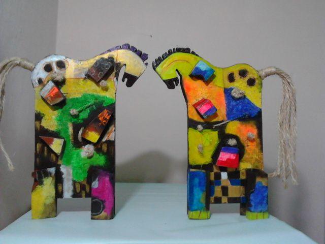 caballo de palo ruano serie3