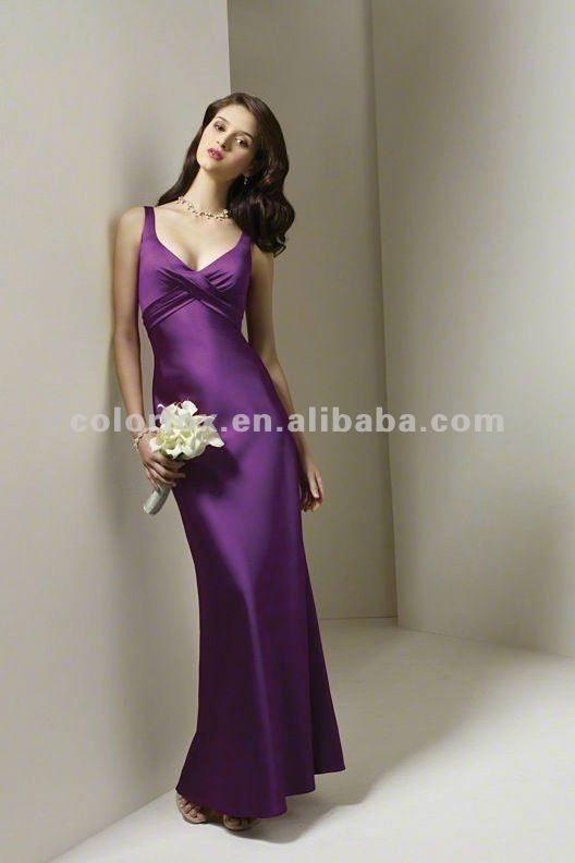 vestidos violeta - Buscar con Google