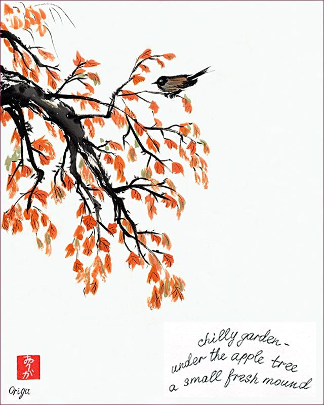 Simply Haiku: A Quarterly Journal of Japanese Short Form Poetry Winter 2006, vol 4 no 4  TRADITIONAL HAIGA