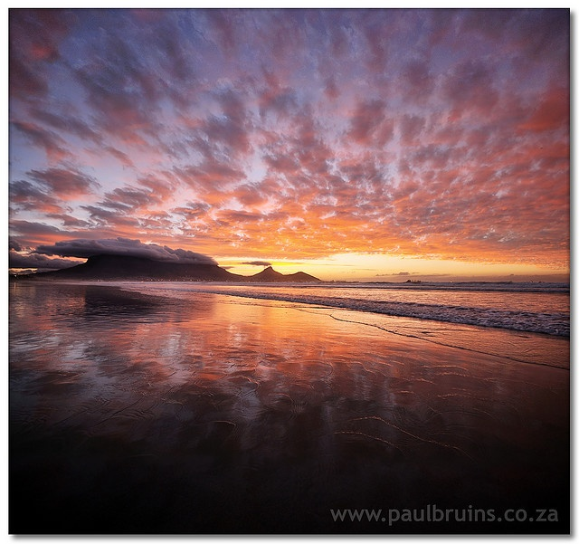 Cape Town, South Africa (photo by Paul Bruins)