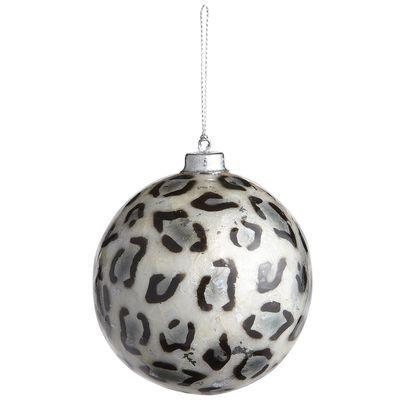 Leopard Decorative Balls Inspiration 57 Best Leopard Christmas Ball Images On Pinterest  Christmas Inspiration
