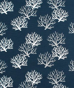 Premier Prints Isadella Premier Navy Slub Fabric - $10.98 | onlinefabricstore.net
