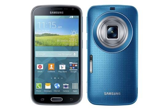 "Harga Samsung Galaxy K Zoom, Spesifikasi Super Amoled 4.8"" Kamera 20.7 MP"