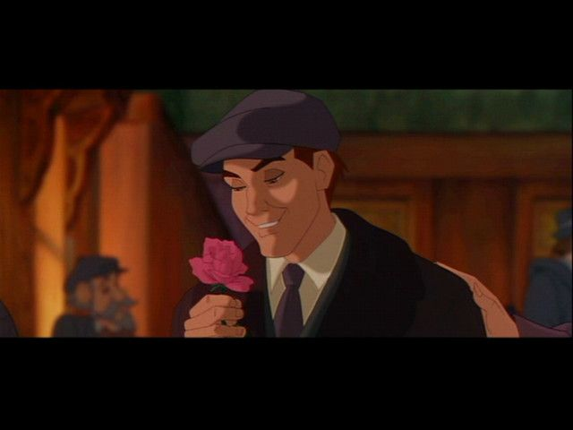 Always my favorite animated man...Dimitri from Anastasia