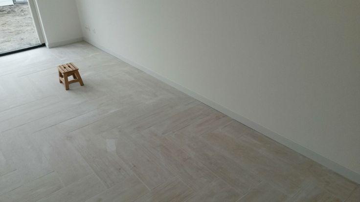 Visgraat keramisch parket atlas concorde axi white pine