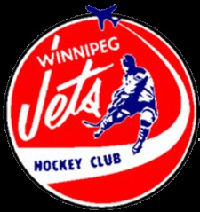 The original Winnipeg Jets team logo