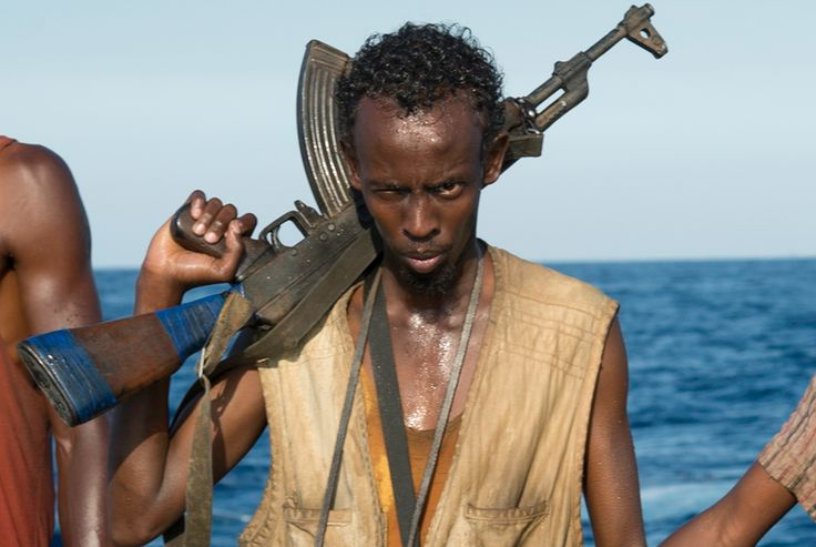 2014 Black Reel Award Winner (Outstanding Supporting Actor, Motion Picture & Outstanding Breakthrough Male Performance) Barkhad Abdi | Captain Phillips