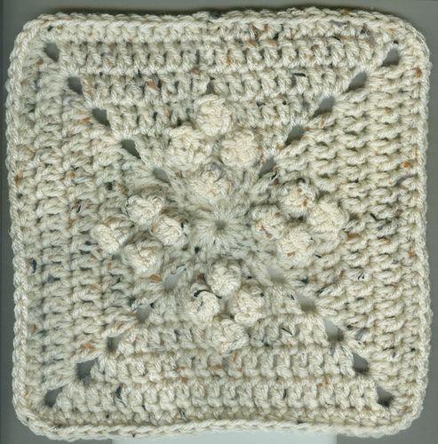 12 best 8 inch granny squares images on Pinterest | Crochet motif ...