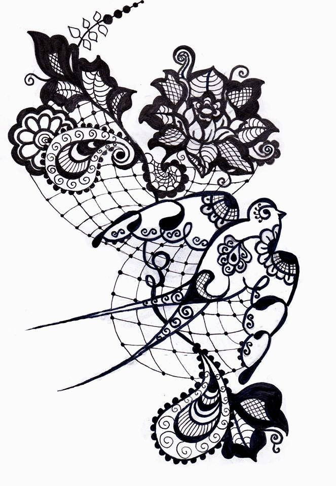 tattoo sketch by kinguss94.deviantart.com on @deviantART