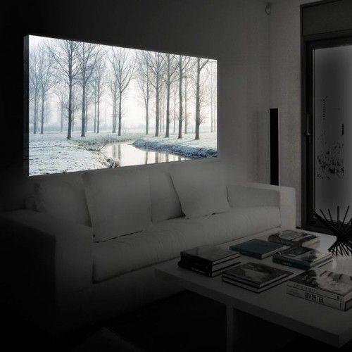 LED Leuchtbilder : Modell SCHWEDEN