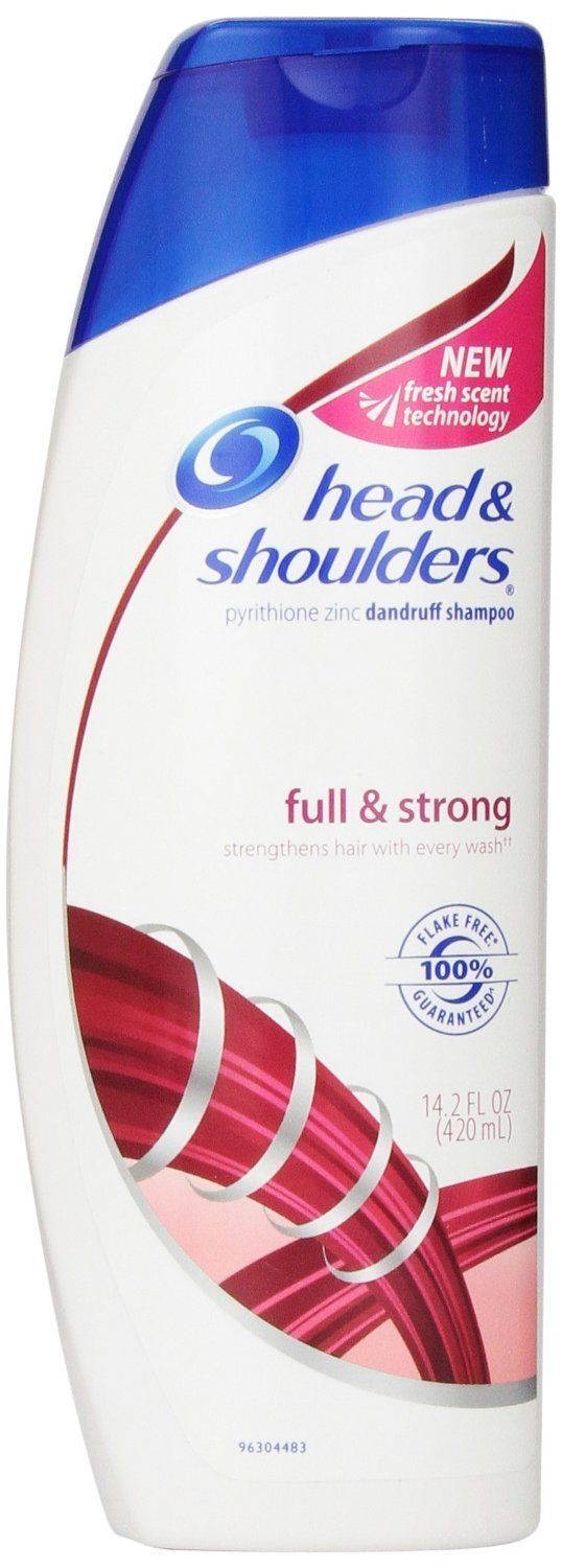 Head and Shoulders Full and Strong Shampoo (14.2 Fl Oz) and Conditioner (13.5 Fl. Oz.) ** Details can be found by clicking on the image.