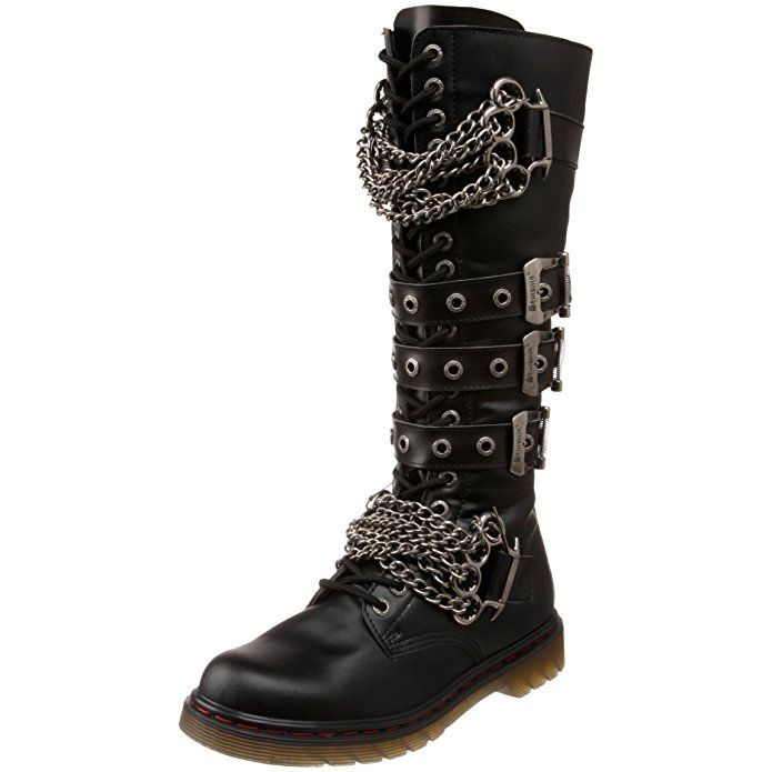 Steampunk Boots & Shoes Demonia Mens Boot $129.95 AT vintagedancer.com