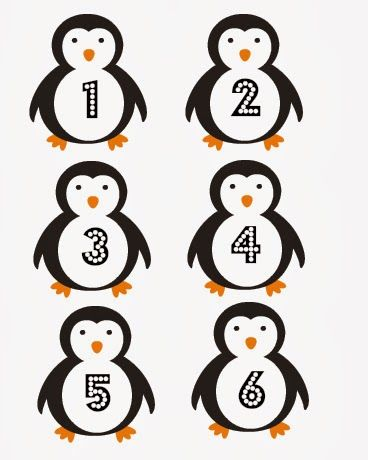 Feed the Penguins Math Games and Activities {Polar Animals Week} - Blue Skies Ahead