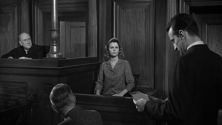 Anatomy of a Murder (1959) Full Movie - James Stewart, Lee Remick