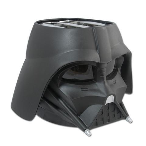 Darth Vader Toaster - Chickadee Solutions - 1