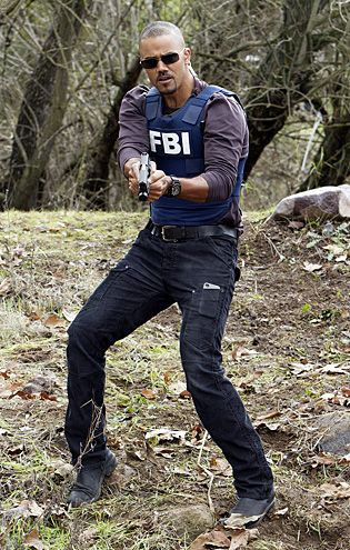 """All the girls are like.... """"Oh save me! ;)"""" Shemar Moore :)"""