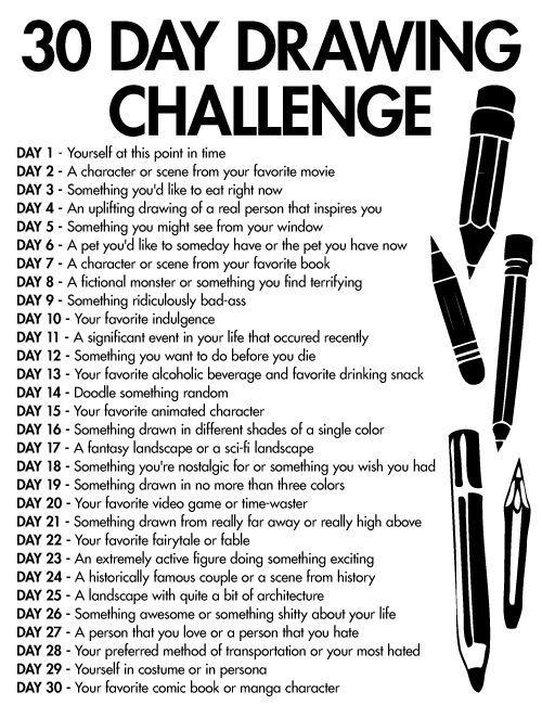 Sketch a day challenge - Recherche Google - #draw #a #Google #Search #vous