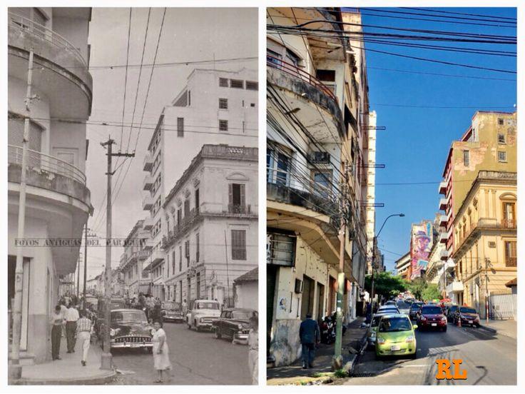 14 de Mayo y Pte Franco de Asunción-Paraguay