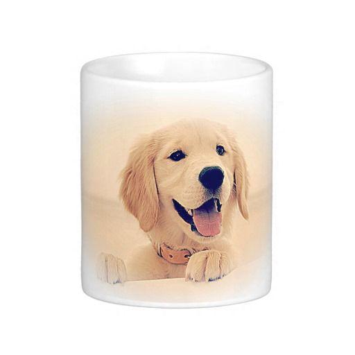 """A Man's Best Friend"" - Basic White Mug"