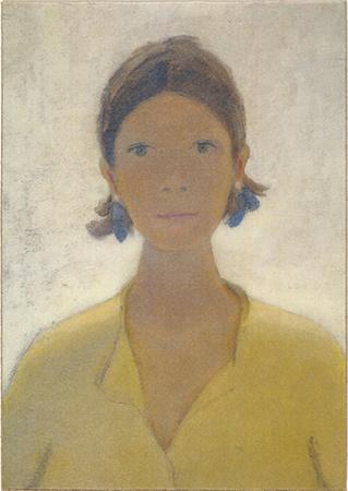 Anne Lemieux par Jean Paul Lemieux