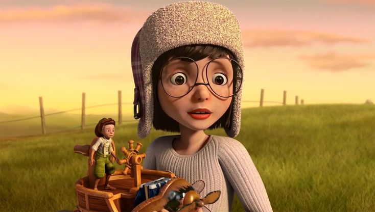 SOAR es un corto de animación creado y dirigido por Alyce Tzue, que narra la historia de una niña que se esmera por ayudar a un pequeño piloto a reparar su aeronave, la cual resulta con serios daños tras chocar con un árbol.