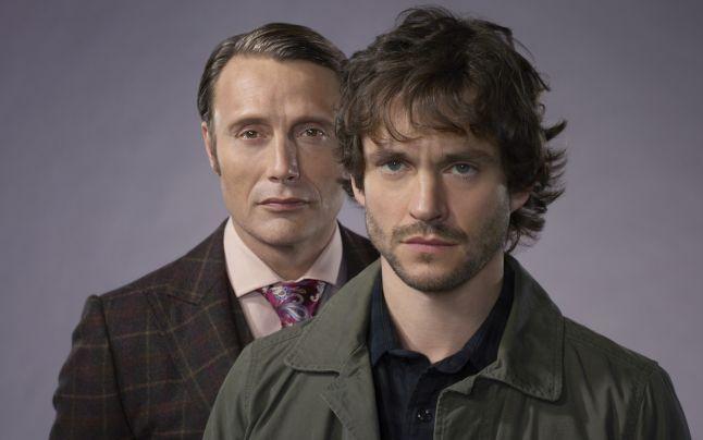 """Psihanaliză, sânge şi artă culinară în al doilea sezon din """"Hannibal"""". De vorbă cu personajele principale ale serialului"""