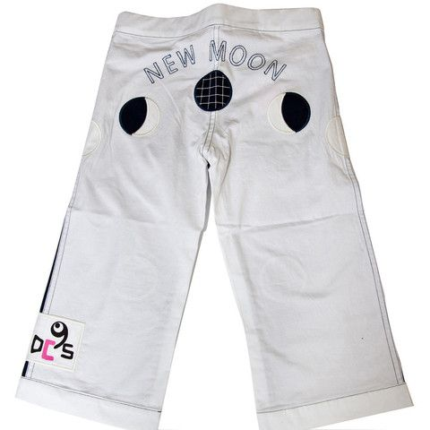 Our boys pyjamas in the Full Moon design tend to suit the new age geek with attitude.  There's a nifty educational way to enjoy these kids pyjamas, but cheeky chaps are sure to get a giggle out of showing you their new moon too!  Full Moon Boys PJ Pants from MADC'S - $45.00 #kidsfashion #boyspyjamas