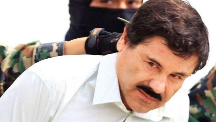 Militares mexicanos abaten a jefe de seguridad de la familia de El Chapo - Teletrece #757LiveUS