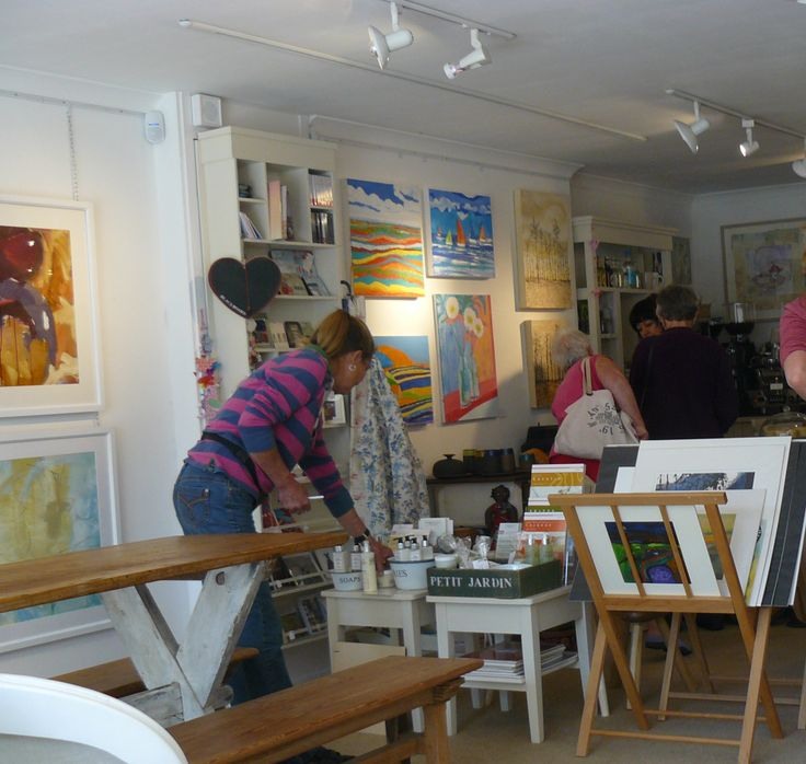 Ashdown Gallery in Forest Row is a great place to buy art from as little as £20 - £400.  Select from a wide range of paintings, sculptures, crafts and jewellery.  There are so many gift ideas under one roof!   www.ashdowngallery.co.uk