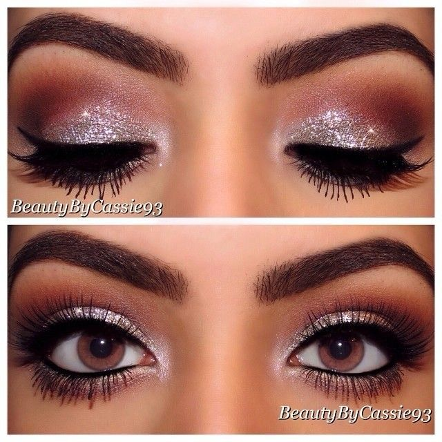 Best 25+ Maroon makeup ideas on Pinterest | Prom makeup, Prom ...