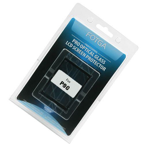 Fotga Pro LCD Screen glass Protector for Nikon P90 Camera