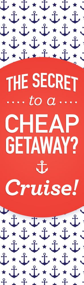 PRICE DROP! Find the absolute best deals on cruises with BookingBuddy!