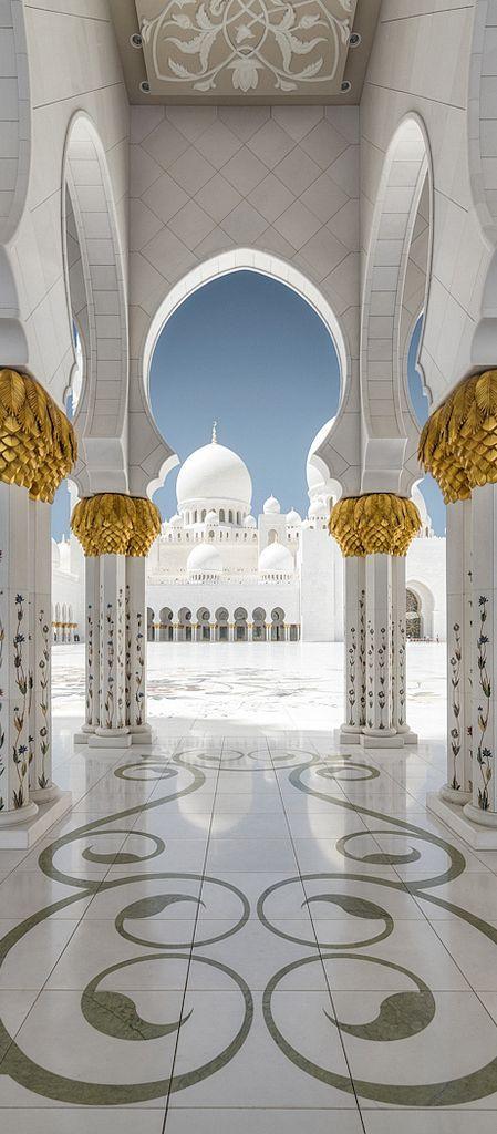 Große Moschee von Sheikh Zayed, Abu Dhabi www.hot…