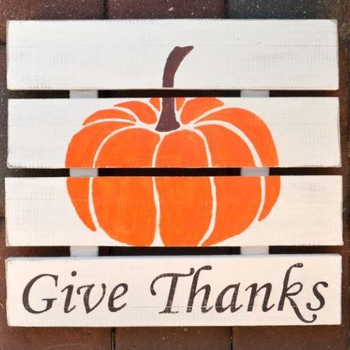 10 Best Ideas About Thanksgiving Diy Ideas On Pinterest
