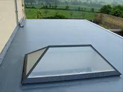 Image result for fibreglass flat roof