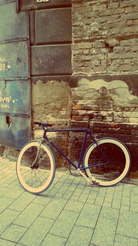 Vintage Cinelli - single speed